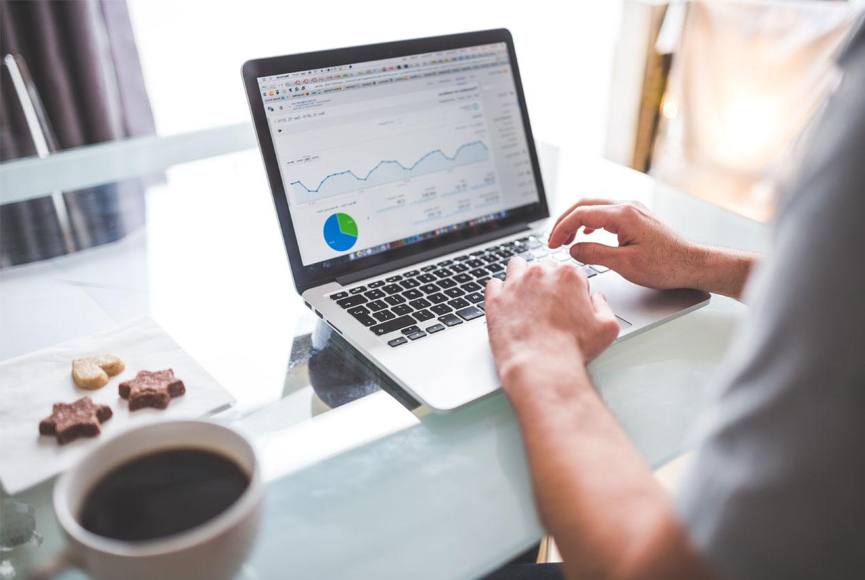 digital marketing website for home services